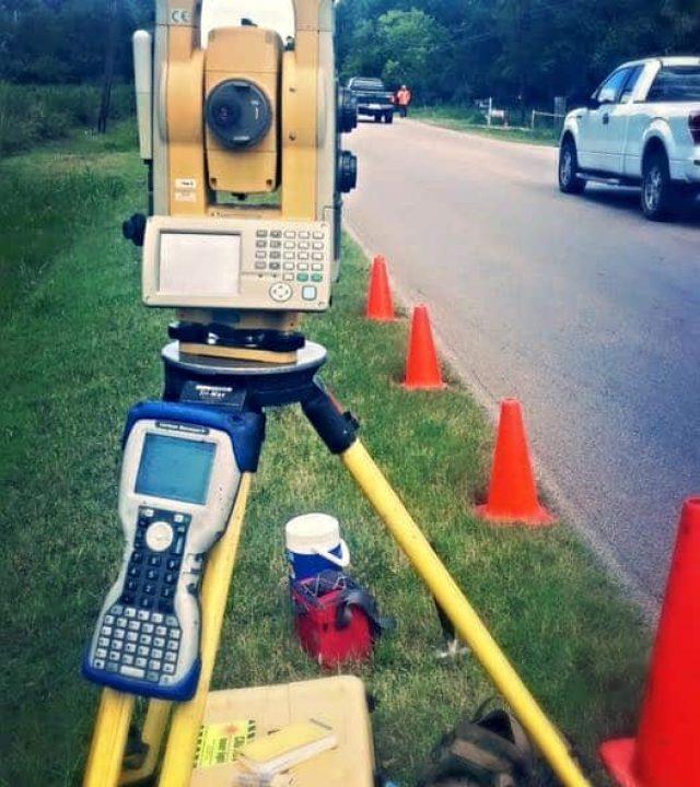 right of way survey